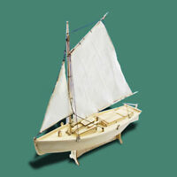 Ship Assembly Model DIY Kits Wooden Sailing Boat Decoration Wood Kits Toy Gift