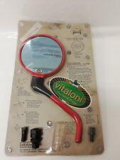 Specchio specchietto rearview mirror moto enduro epoca classic vintage Vespa TON