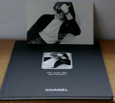 "CHANEL ""ME AND MY BOY FRIEND"" LIVRE SUR LA MERVEILLEUSE NOUVELLE MONTRE CHANEL"