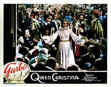 Queen Christina Lobby Card Greta Garbo 1933 OLD MOVIE PHOTO