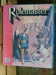Rolemaster , Box , I.C.E. , Nr. 1000 , komplett mit drei Rulebooks