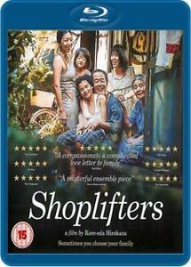 Shoplifters Blu-ray (2018)