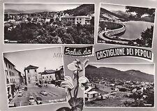 CASTIGLIONE DEI PEPOLI (Bologna) - Saluti - Vedute 1965