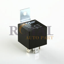 Car Truck Auto Automotive DC 12V 30/50Amp 5Pin Automotive Relay Metal Mount
