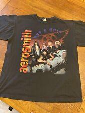 Aerosmith Get A Grip World Tour 1994 Shirt Size XL