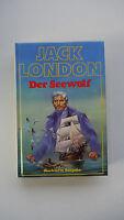 Jack London - Der Seewolf - Illustrierte Ausgabe