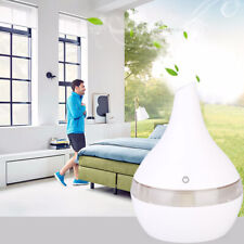 LED Electric Air Diffuser Aroma Oil Humidifier Night Light Up Home Relax Defuser