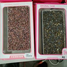 Wholesale Closeout Bulk Lot of 80 Bling Wallet Cases Cover for Iphone 6/6S