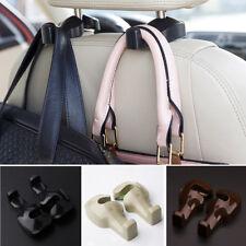 2Pcs Car Accessories Back Seat Hook Purse Bag Hanging Hanger Holder Universal