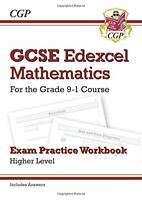 New GCSE Maths Edexcel Exam Practice Workbook Higher - for the Grade 9-1 Course