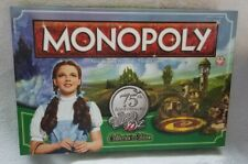 The Wizard of Oz Monopoly 75th Anniversary POP UP Game CIB, Complete, Board Game