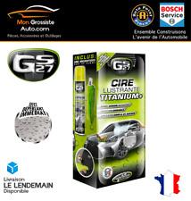 Cire lustrante titanium+ GS27 500ml