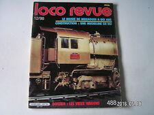 **e Loco revue n°488 Bochmann wagon mécanique houiller H0 / Fulgurex 141-R en N