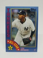 2019 Topps Series 2 LUIS SEVERINO #84AS-LS 1984 All-Star Blue Parallel Yankees