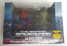 The Amazing Spider-Man Limited Edition Blu-Ray / 3D / DVD Gift Set NEW