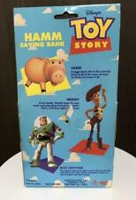 Toy Story Figure Hamm Saving bank Used Rare Coin Piggy Bank Japan Money Box FS