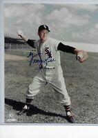 George Kell Main Line Autographs Authenticated 8x10 autograph photograph