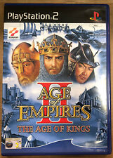 Age Of Empires:2 The Age Of The Kings (Sony Playstation, 2001)