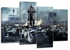 "Batman/Bane/ Gotham City/set of 4 new canvas prints/  32""x 20"""