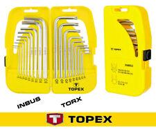 18-tlg Torx Inbus Innensechskant 6-Kant Winkel Schlüssel Schraubendreher TP35953