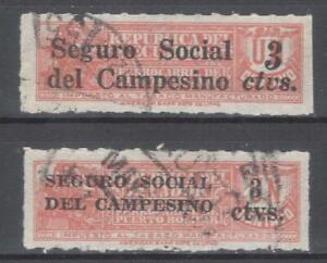 Ecuador revenues social insurance sello fiscal steam engine locomotive railway