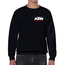 KTM Motorbike Herren Sweatshirt Pullover Geschenk Fun Kult Fan Tuning Motorsport