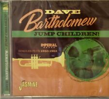 DAVE BARTHOLOMEW 'Jump Children!' - 2CD Set on Jasmine