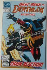 1992 Deathlok #10 Excellent Condition (MARVEL)