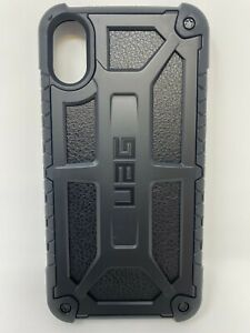 "UAG iPhone X iPhone Xs [5.8"" Screen] Monarch Armor Frame Rugged Case Black"