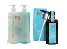 Moroccan Oil Hydrating  Shampoo & Conditioner Pack 500ml Each+100ml Moroccan Oil