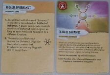 CLAW OF BAHAMUT/TIAMAT Dungeons and Dragons D&D ATTACK WING Tyranny of month 6