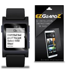 2X EZguardz Clear Screen Protector Shield HD 2X For Pebble 2 SE