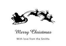 Personalised Christmas Cards Company Business Charity Custom Designs Available