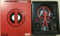 2017 Mezco Toyz Marvel Deadpool 1:12 One:12 Collective Exclusive Action Figure
