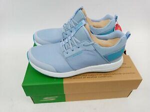 Women's Skechers Go Golf Max Sport Golf Spikeless Shoes Size UK 7 *NEW* Blue