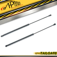 2x A-Premium Tailgate Gas Struts for Seat Leon 1P1 05-2012 Hatchback 1P0827550A