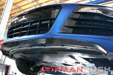 German Rush Audi R8 Carbon Fiber Front Splitter for 2007 - 2014