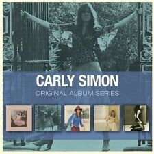 Original Album Series [Box] by Carly Simon (CD, Oct-2011, 5 Discs, Rhino...