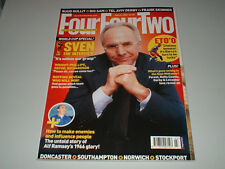 Four Four Two March 2006 Issue 139/Sven Goran Erikkson/Norwich/Southampton/Defoe