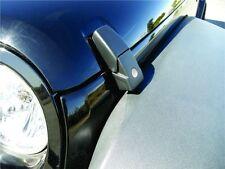 BLACK LOCKING HOOD CATCH KIT 18-2020 FOR Jeep Wrangler JL 2020 for Gladiator JT