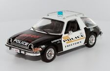 "1/43 PREMIUM X 1975 AMC PACER X Freetown ""DARE"" Police Clearance sale!"