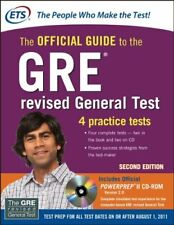 The Official Guide to the GRE Revised General Test  2nd Edition  GRE