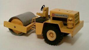 Vintage NZG Model #157 Ingersoll-Rand SP 60 Roller 1/50 West Germany metal toy
