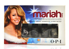 OPI MARIAH CAREY MINI HITS VISIONS LOVE HOLIDAY GIFT SET FESTIVE NAIL POLISHES