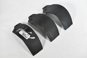 John Deere Tiller Tines Fits Models 665 RotoCultivtors Full Set of 4