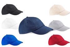 Cappelli da uomo Baseball nero Beechfield