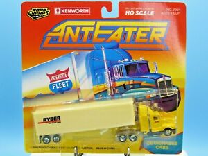 ROAD CHAMPS VHTF ANT EATER SERIES KENWORTH RYDER MOVING TRUCK