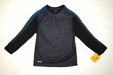 Boys Champion C9 T-Shirt Size XS 4-5 UV Protection DUO DRY Athletic L/S NWT