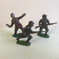 Lot soldats aluminium Quiralu ?