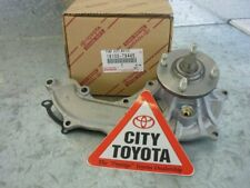New Toyota Genuine Water Pump Suit 2TRFE Engines Hiace TRH# 1610079445